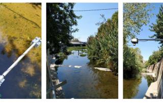 ELIoT node - IoT environmental water monitoring