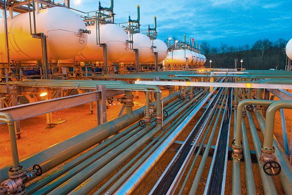 IoT Case Study: Natural Gas