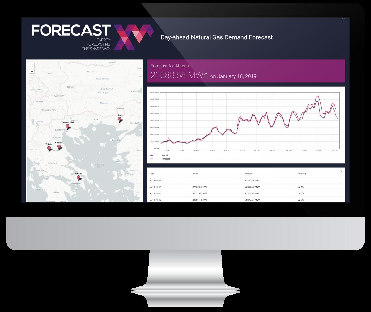 ForecastXM - Energy Forecasting